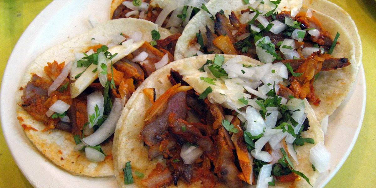 Tacos al Pastor by Matt Saunders