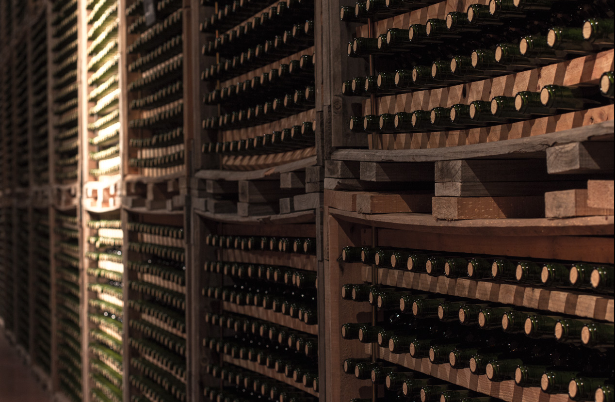 Tempranillo-Rioja-Aging-in-Bottles-Wine-Folly
