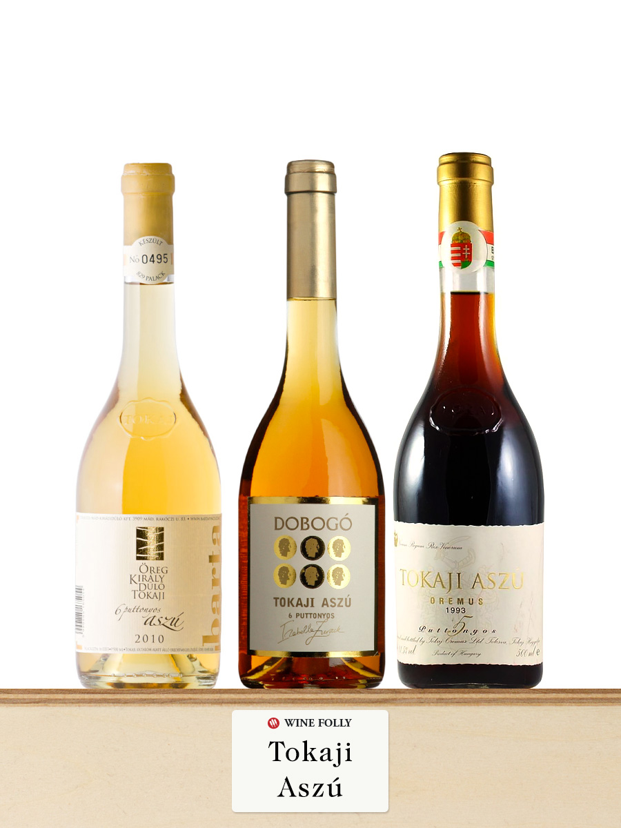 Tokaji Aszu often deepens in color as it ages,depending on the official style.