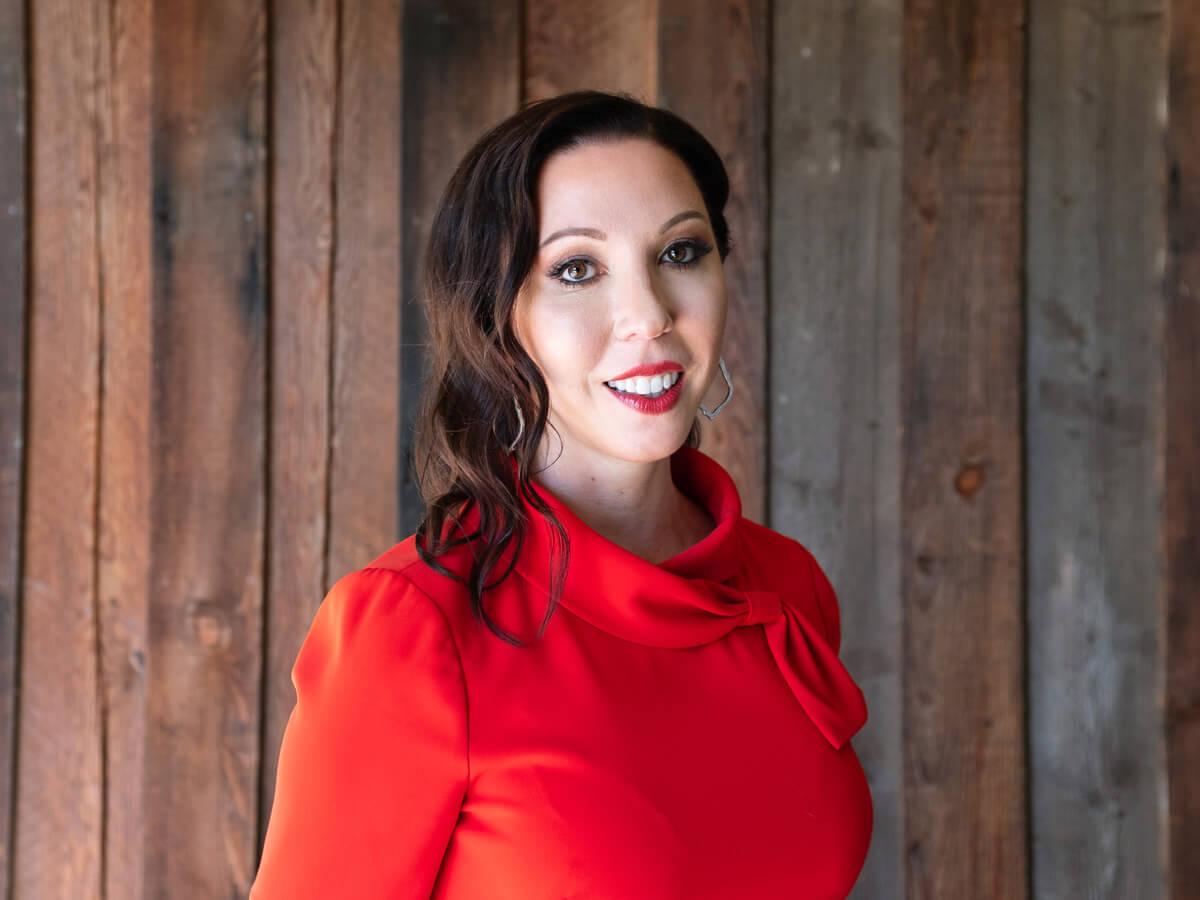 Vanessa Conlin Master of Wine in California – USA