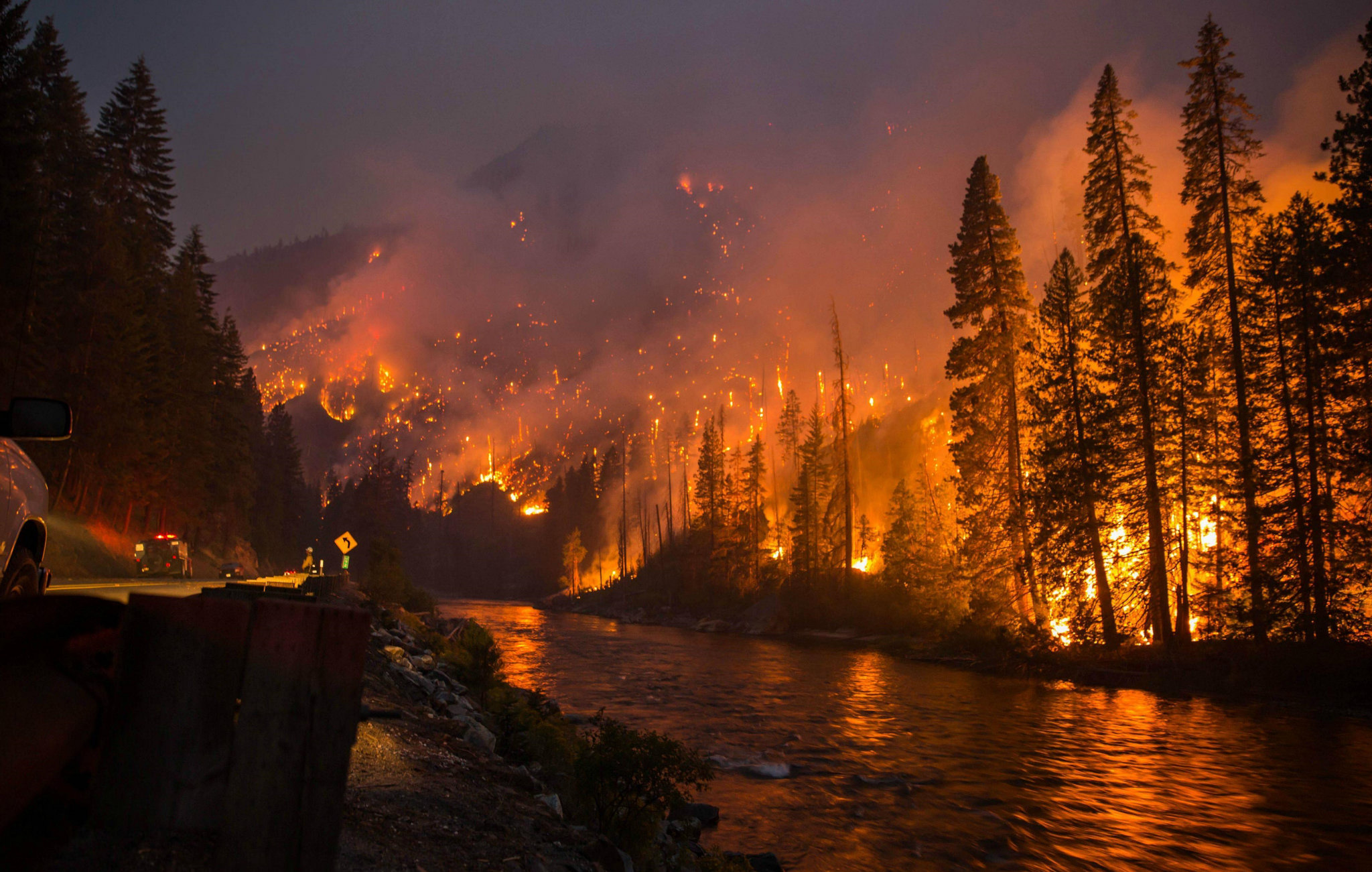 Washington-DNR-Chiwaukum-WildFires-2014-2015