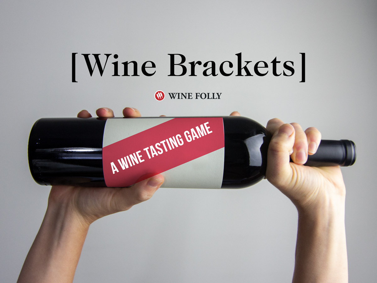 Wine Brackets: The Ultimate Wine Tasting Game