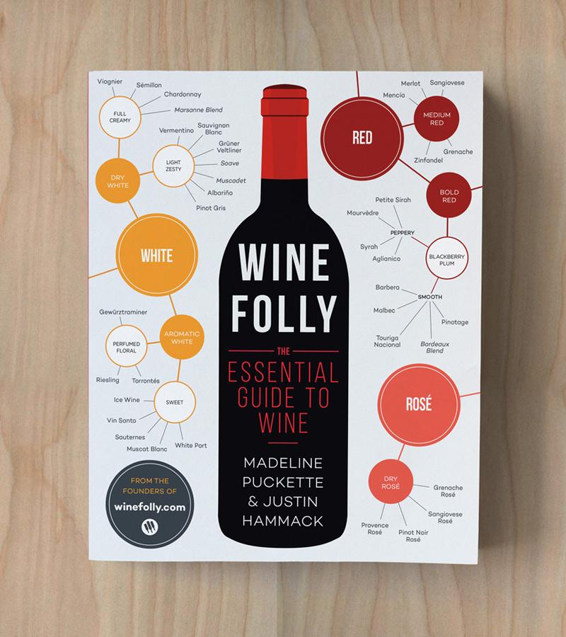 Wine Folly Book