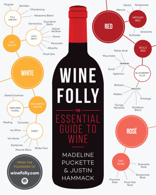 Wine Folly: The Essential Guide to Wine - Book Cover - 1st Edition