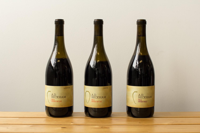 AD Beckham Amphora Wines Oregon