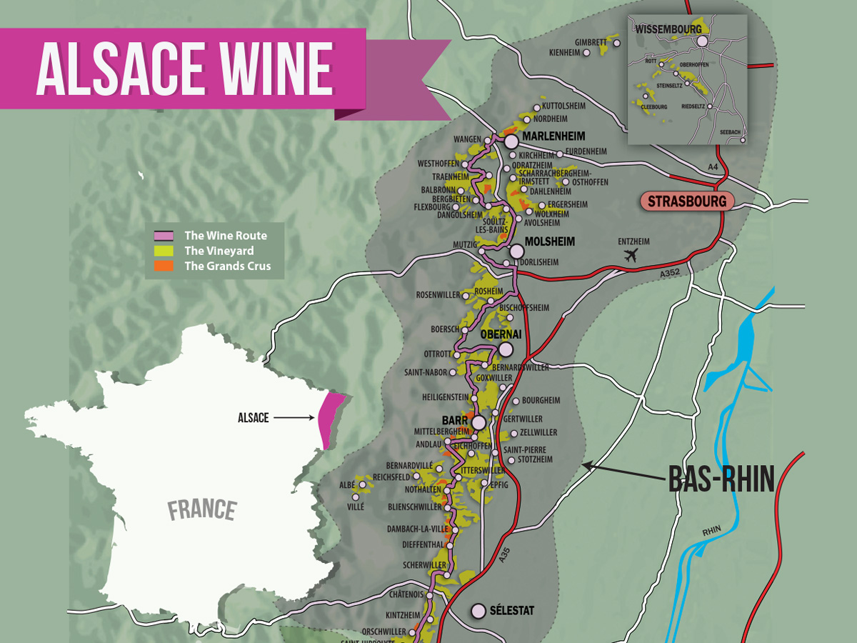 Image result for french wine regions alsace