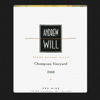 Andrew Will Champoux Vineyard