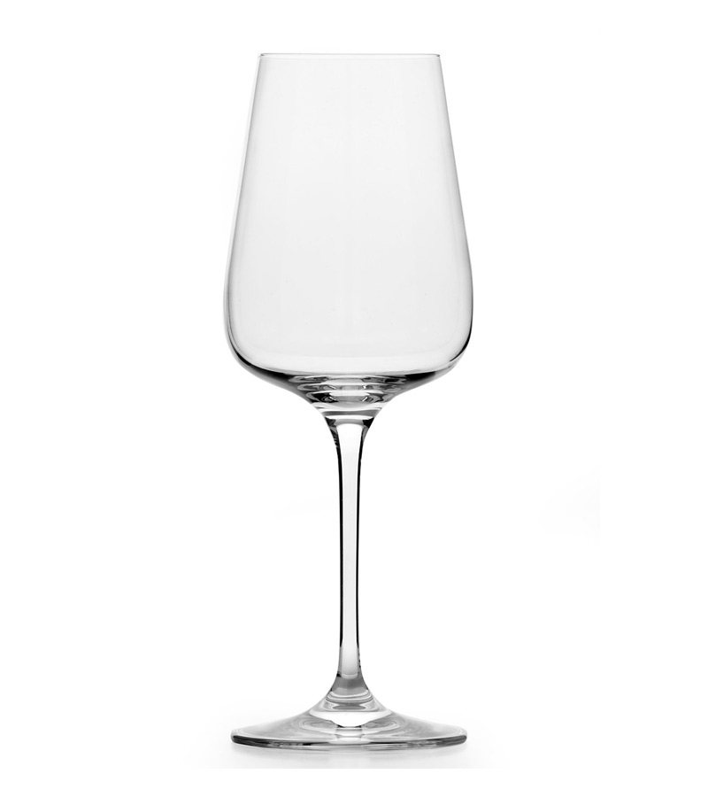 Glass and Co USA Austrian Crystal vinophil lead-free red wine glass