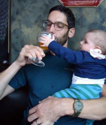 Baby Beer Aaron Epstein