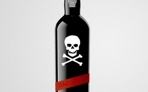 Wine faults ruin pretty wine