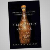The Billionaire's Vinegar is a novel on the topic of wine fraud
