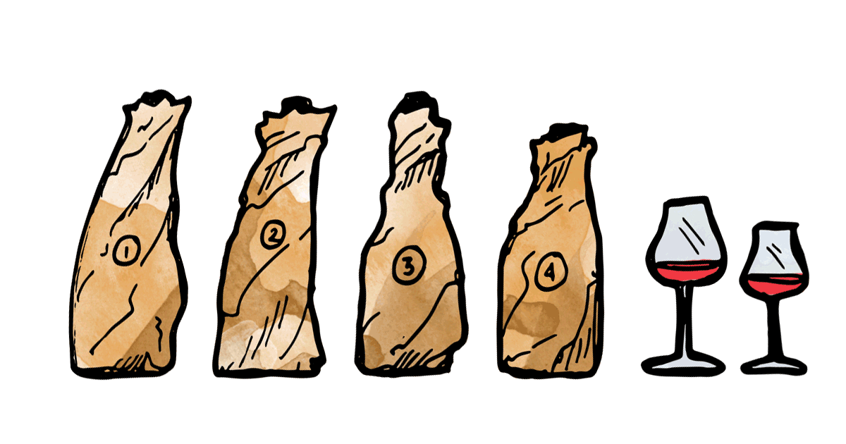 blind-tasting-wine-brown-bags-illustration-winefolly