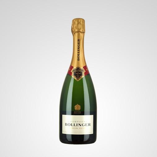 bollinger champagne brand