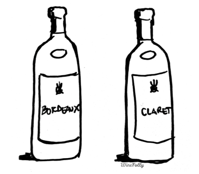 Bordeaux vs Claret... is there really a difference?