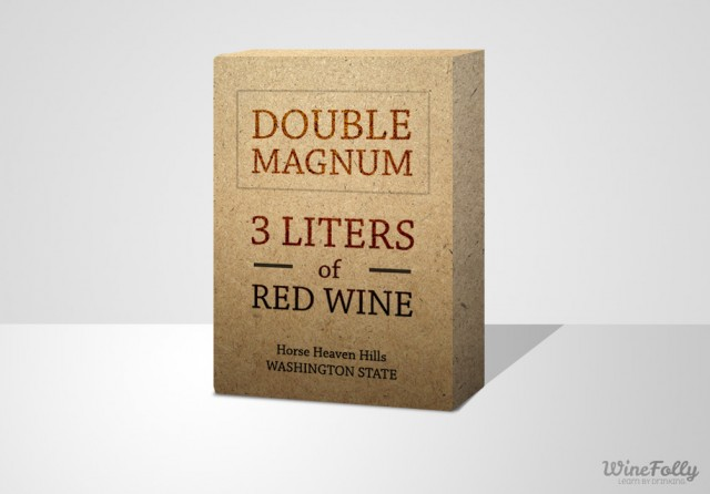 boxed wine, wine in a box, double magnum, wine preservation