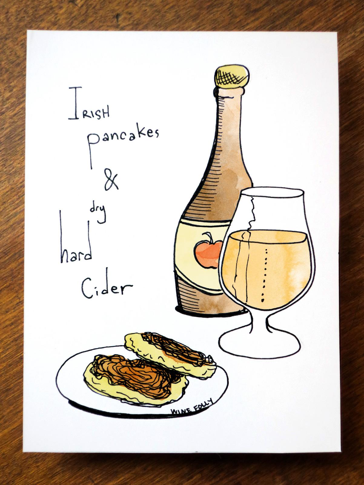 boxty-pancakes-pairing-hard-cider