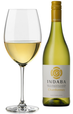 Indaba South Africa Buttery Chardonnay