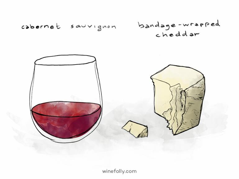 cabernet-cheddar-wine-cheese