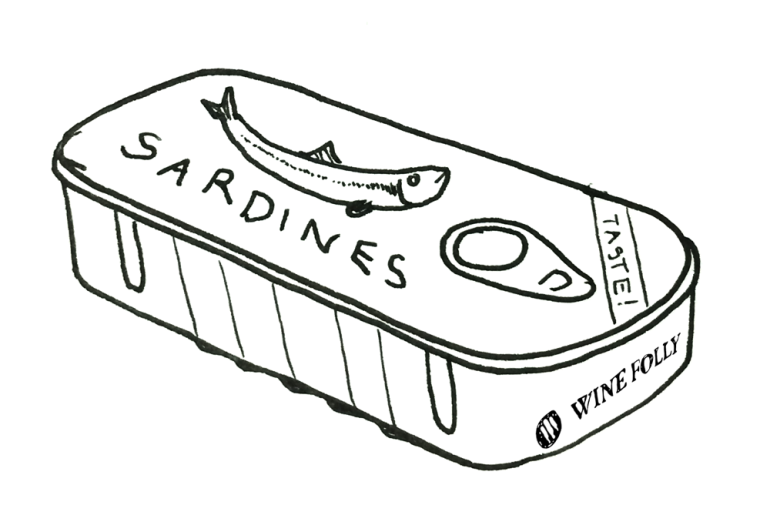 can-of-sardines-illustrated-wine-folly