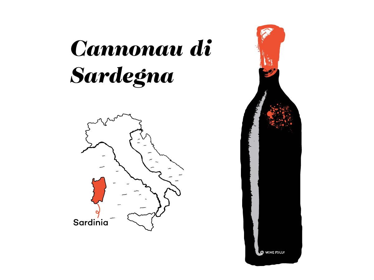 cannonau-illustration-winefolly