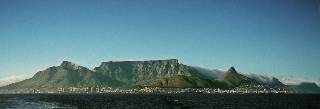 Cape Town and South African Wine Regions