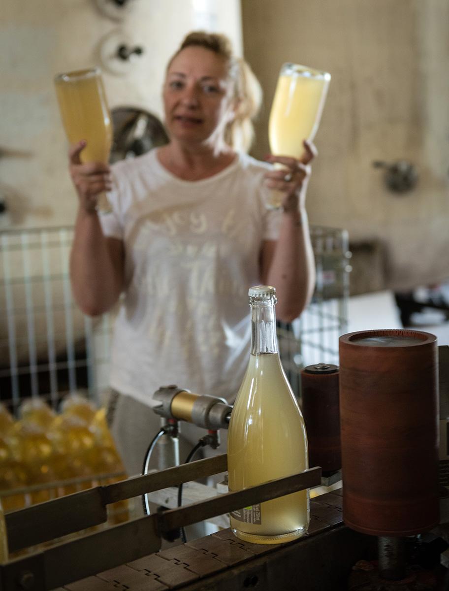 Casa Belfi Cal Fondo Prosecco Wine