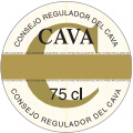 Cava Designation Sticker