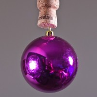 Champagne Cork Ornaments