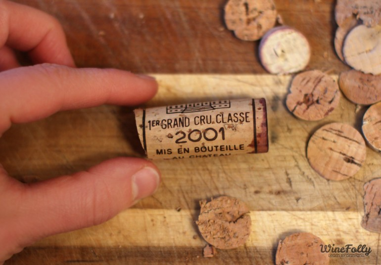 chateau margaux 2001 grand cru classe cork