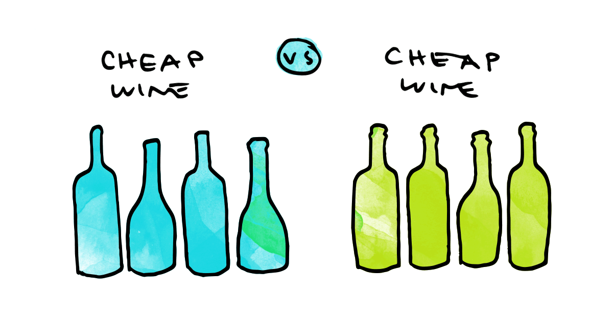 cheap-wine-vs-value-wine