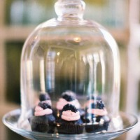 Chocolate Blackberry Syrah Cupcakes by Enjoy Cupcakes
