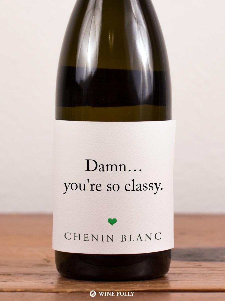 Classy Chenin Blanc
