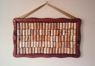 creative cork board design