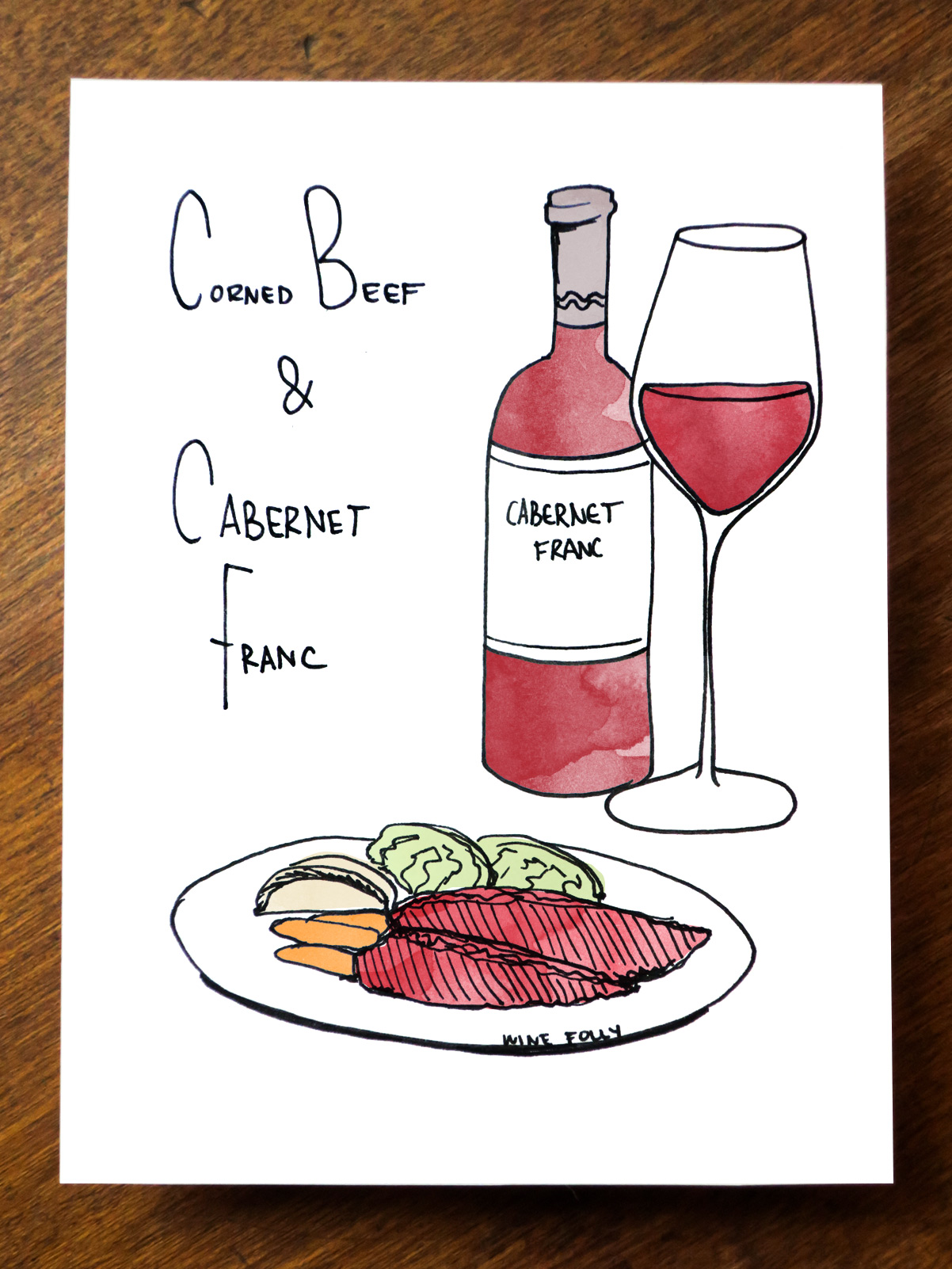 corned-beef-wine-pairing-cabernet-franc