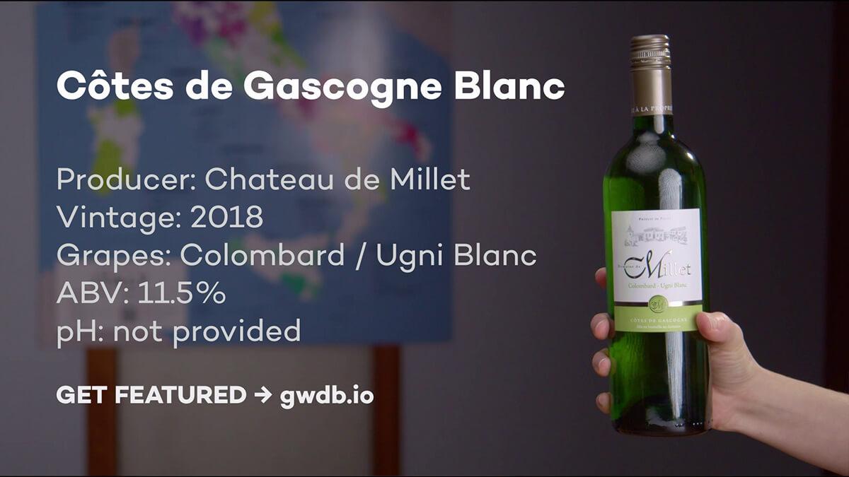 cotes-de-gascogne-blanc-ugni-colombard-wine-profile