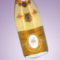 Cristal 2002 100 point wine