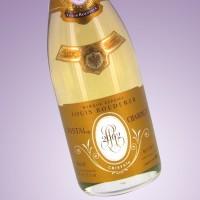 Cristal 2002 100 point wine