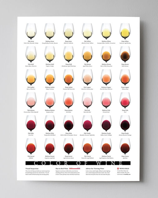 The Secrets of Wine Color