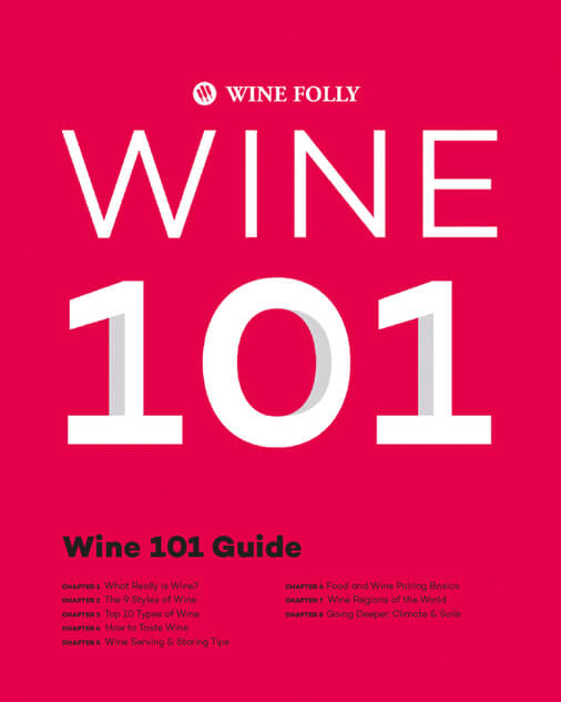 The Wine 101 Guide