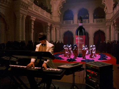 Cult Wines and Wines in Cults from Eyes Wide Shut