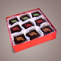 Delysia Wine Truffles from Texas