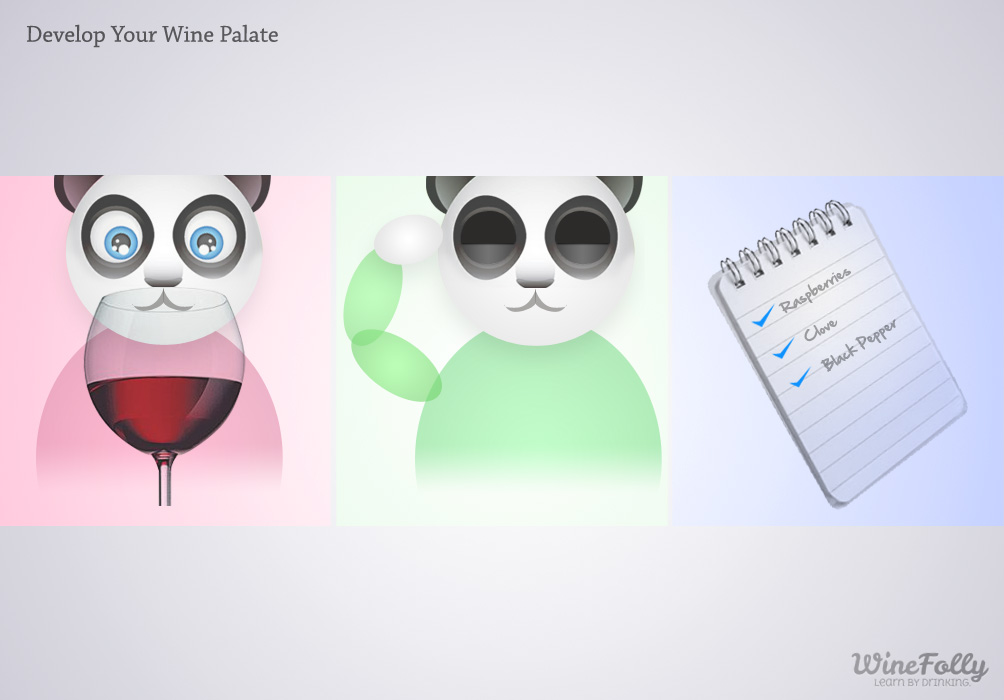 Develop Your Wine Palate