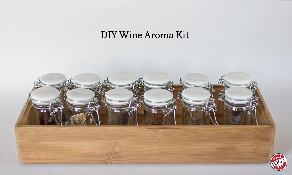 DIY Wine Aroma Kit
