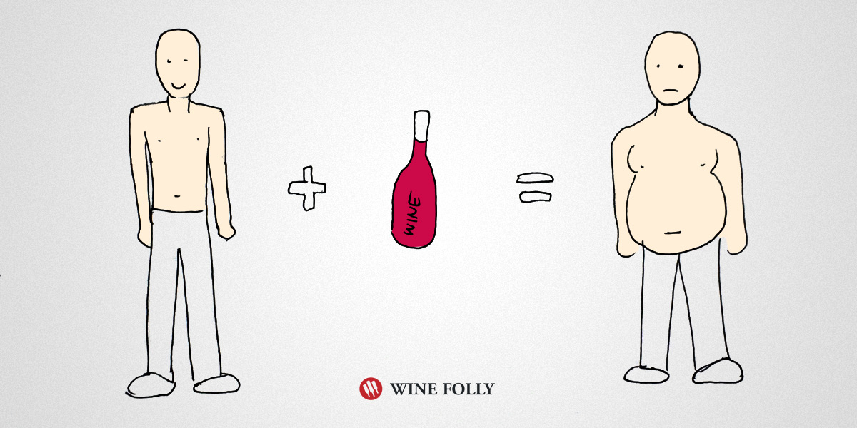 does-wine-make-you-fat