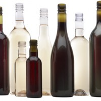 envino PET 187 750 wine bottles