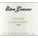 Ettore Germano Langhe unoaked Chardonnay 2010 Serralunga