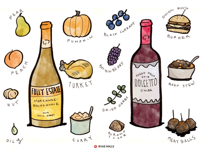 fall-wine-picks-illustration-wine-folly