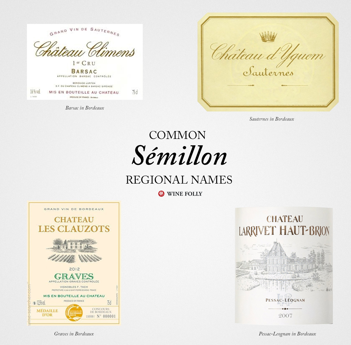 french-Semillon-wine-names