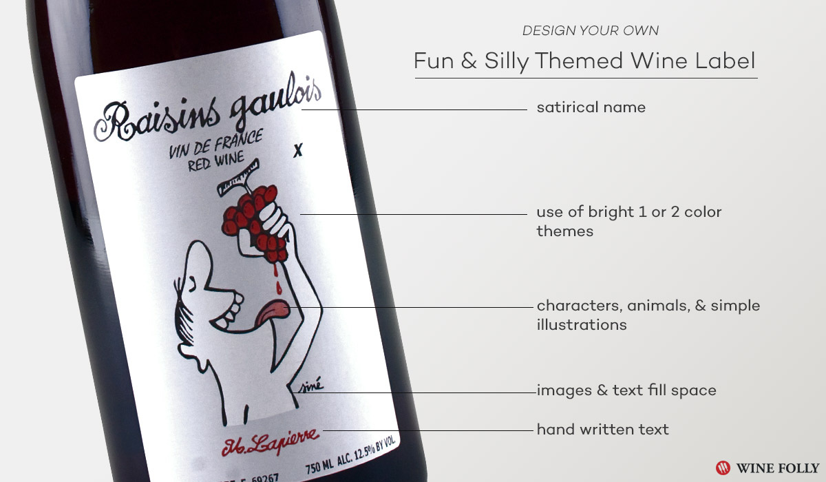 fun-silly-wine-label-design