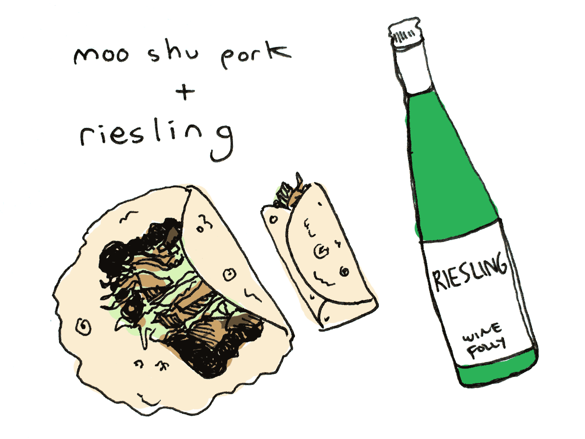 pairing wine with chinese food